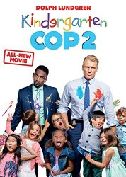 Kindergarden Cop 2(Blu-ray + DVD + Digital HD)