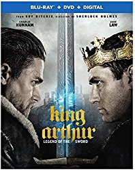 King Arthur Legend of the Sword (Blu-ray + DVD + Digital HD)