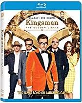 Kingsman 2 (Blu-ray + DVD + Digital HD)