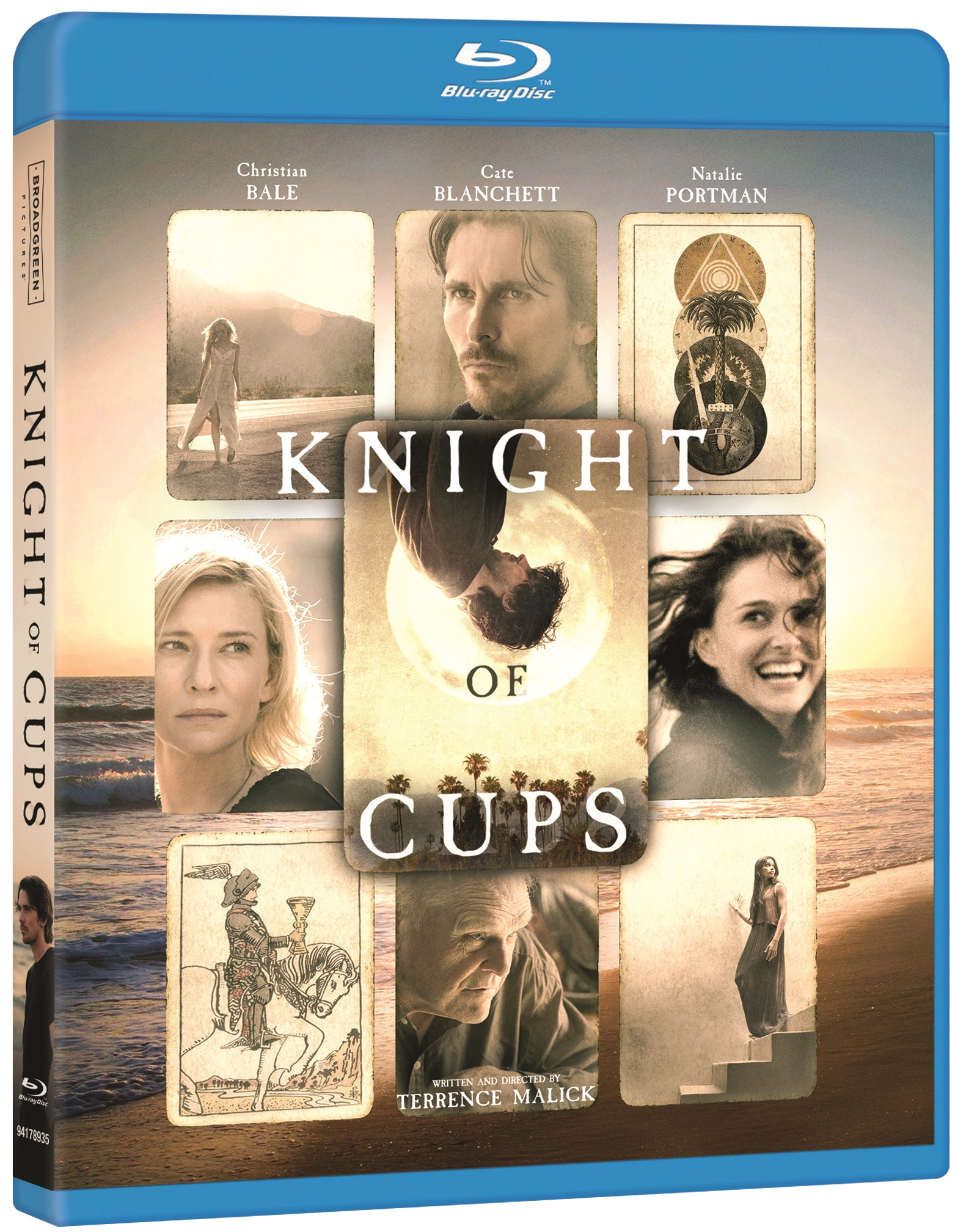 Knight of Cups Blu-ray Review