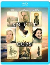 KNIGHT OF CUPS (Blu-ray + DVD + Digital HD)