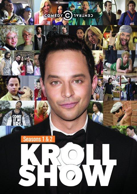 Kroll Show Season 1 & 2 (Blu-ray + DVD + Digital HD)