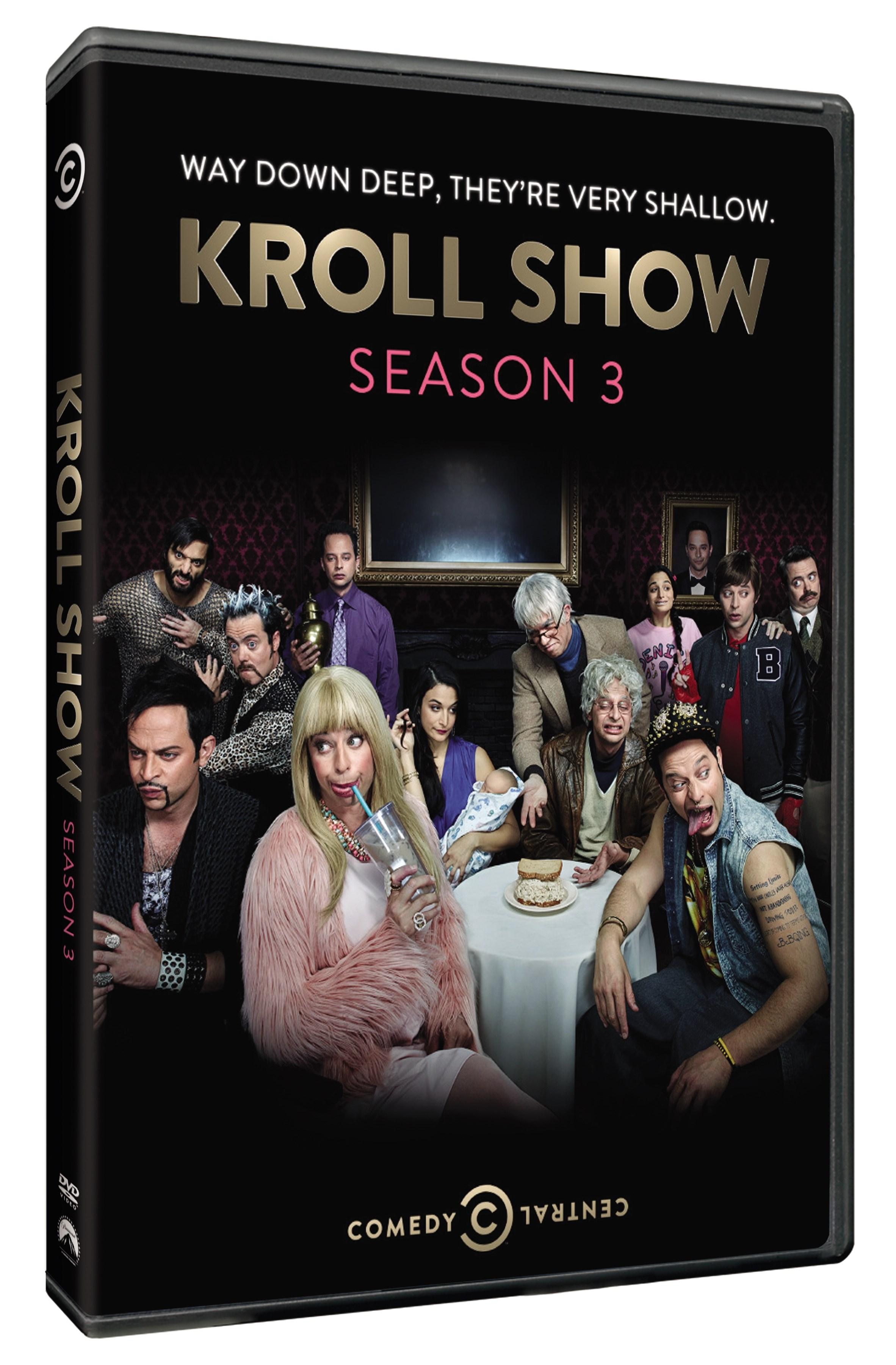 Kroll Show Season 3 DVD Review