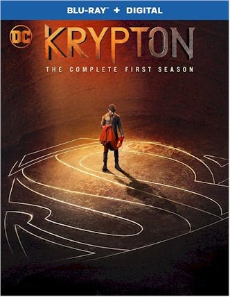 Kripton Season 1 (Blu-ray + DVD + Digital HD)