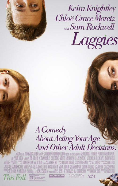 The Laggies Poster