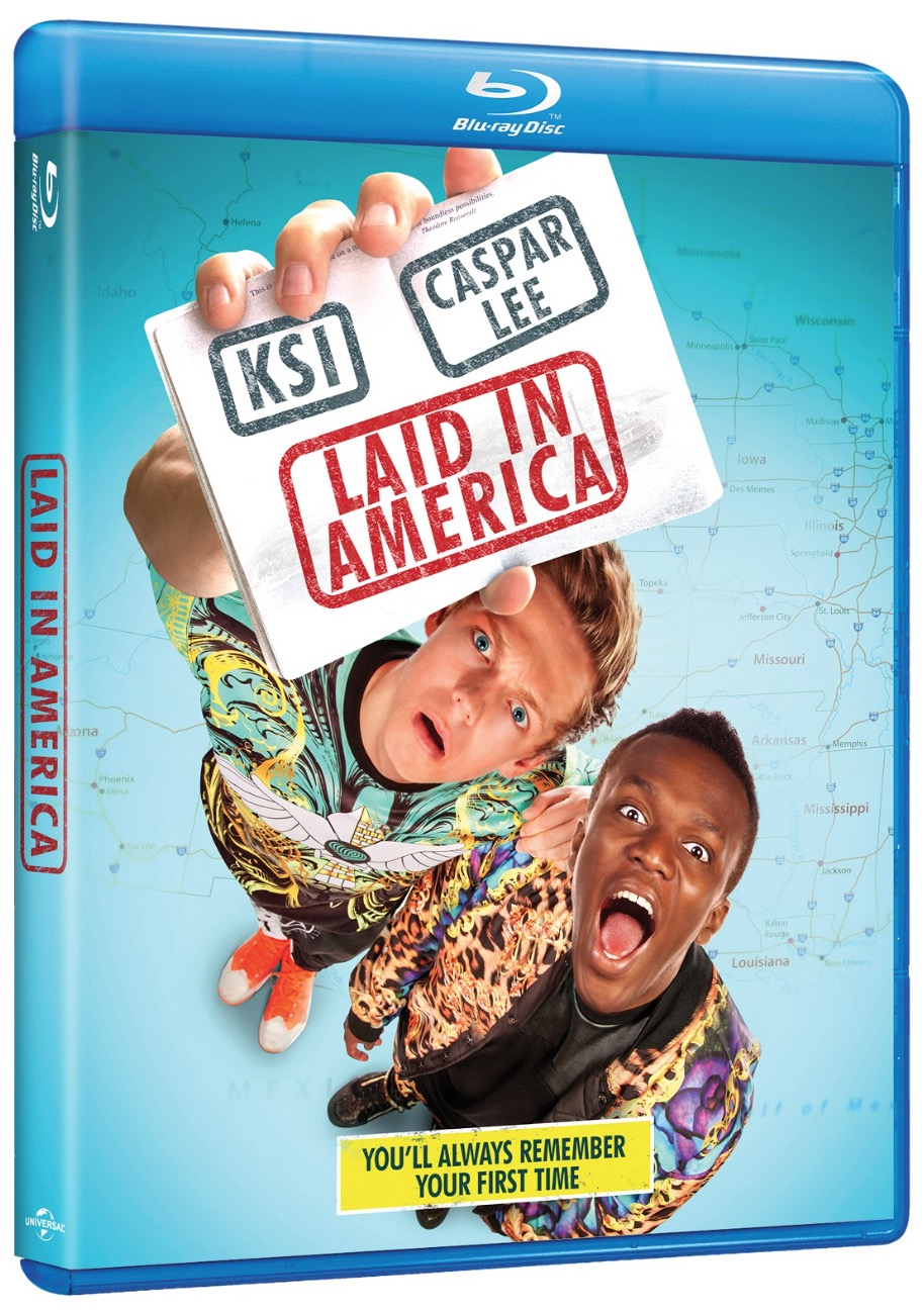Laid in America Blu-ray Review