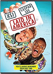 Laid in America Blu-ray