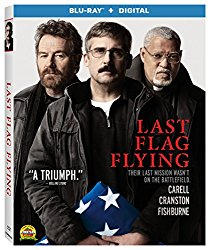 Last Flag Standing Blu-ray Cover