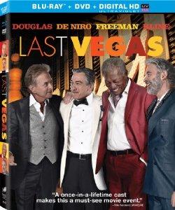 Last Vegas Blu-ray Release