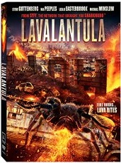 lavalantula DVD