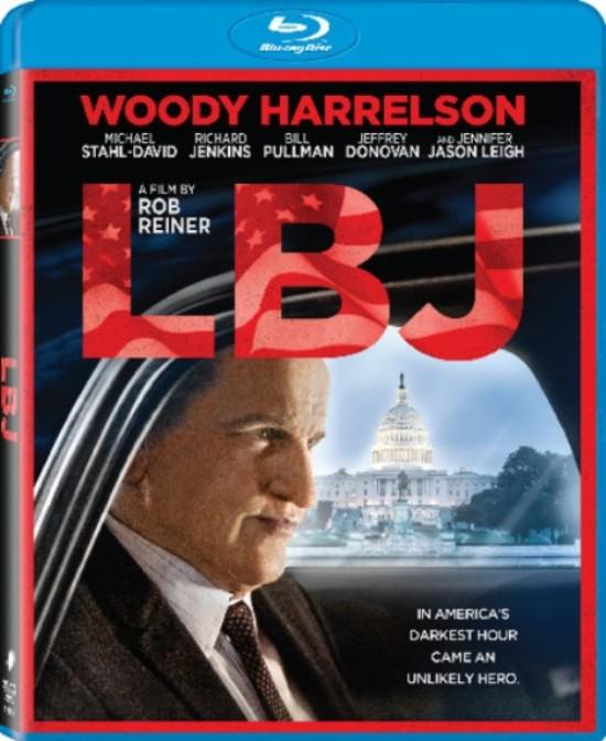 LBJ Blu-ray