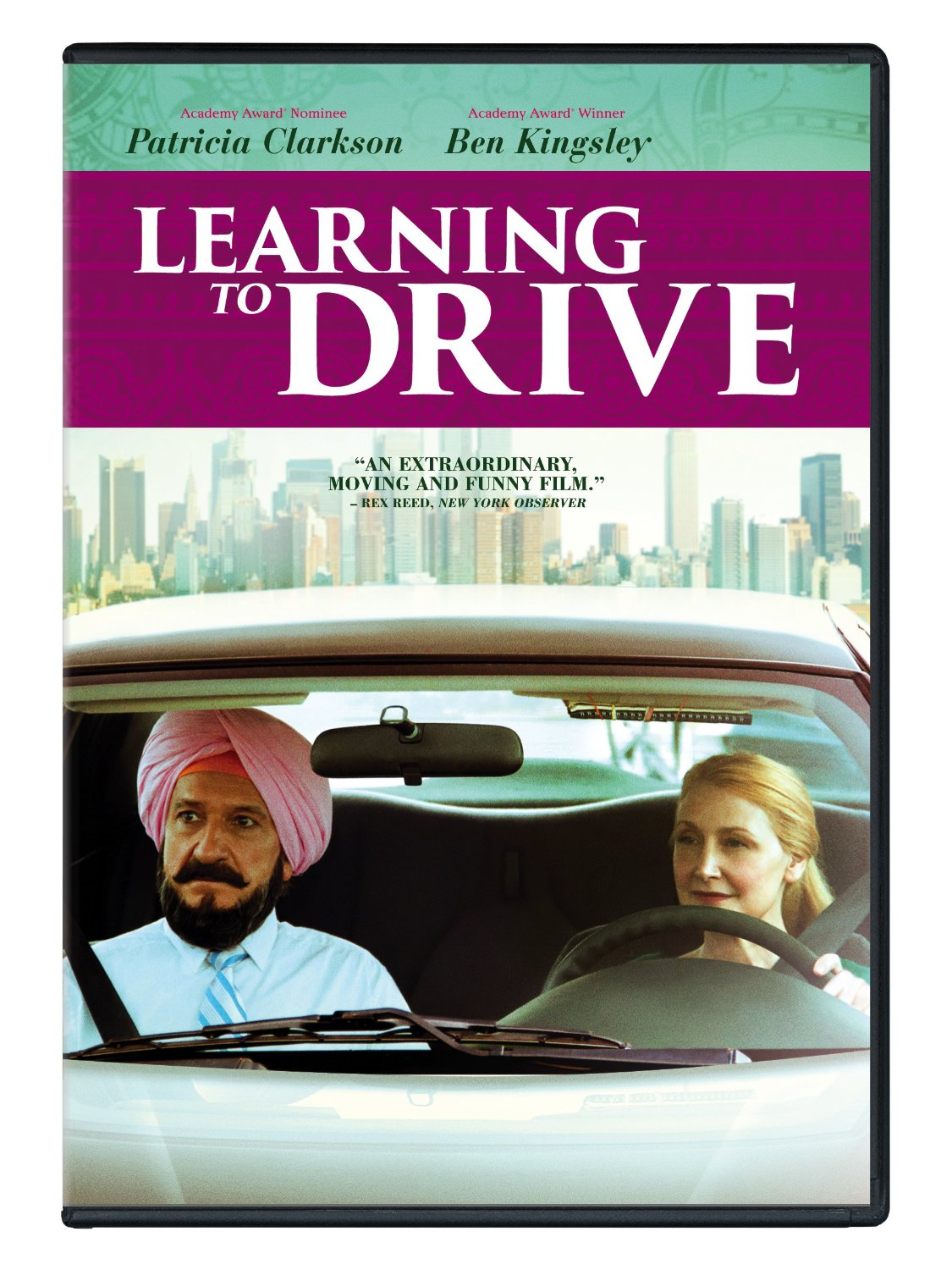 Learning to Drive DVD Review