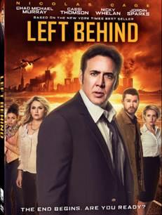 Left Behind (Blu-ray + DVD + Digital HD)