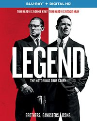 Legend Blu-ray Cover