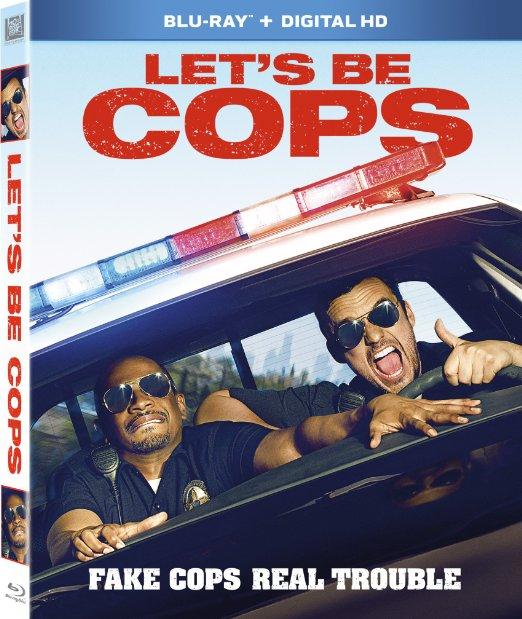 Let's Be Cops (Blu-ray + DVD + Digital HD)