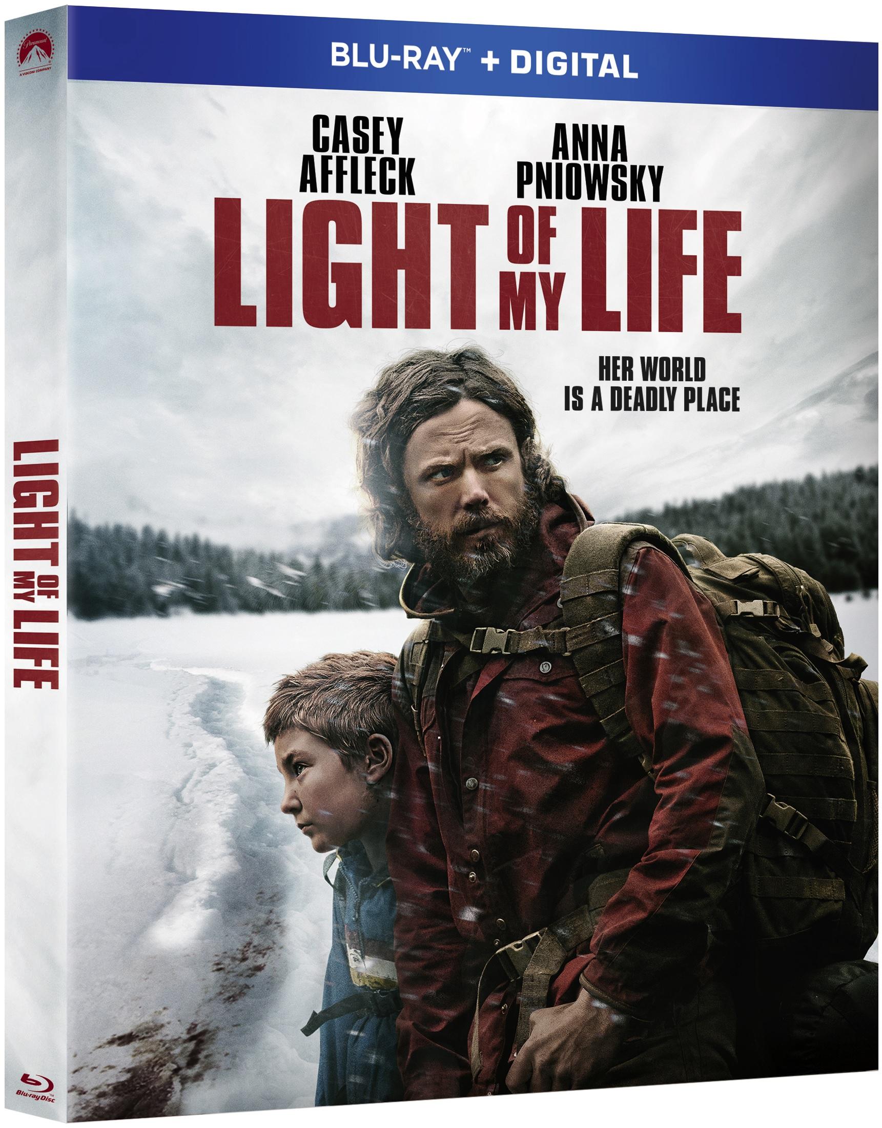 LIGHT OF MY LIFE Blu-ray