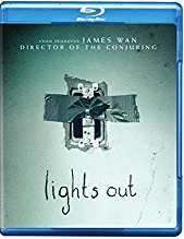 Lights Out Blu-ray Cover