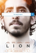 Lion (Blu-ray + DVD + Digital HD)