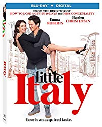 Little Italy(Blu-ray + DVD + Digital HD)
