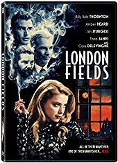 London Files (Blu-ray + DVD + Digital HD)