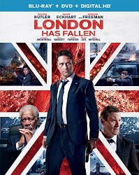 London Has Fallen (Blu-ray + DVD + Digital HD)