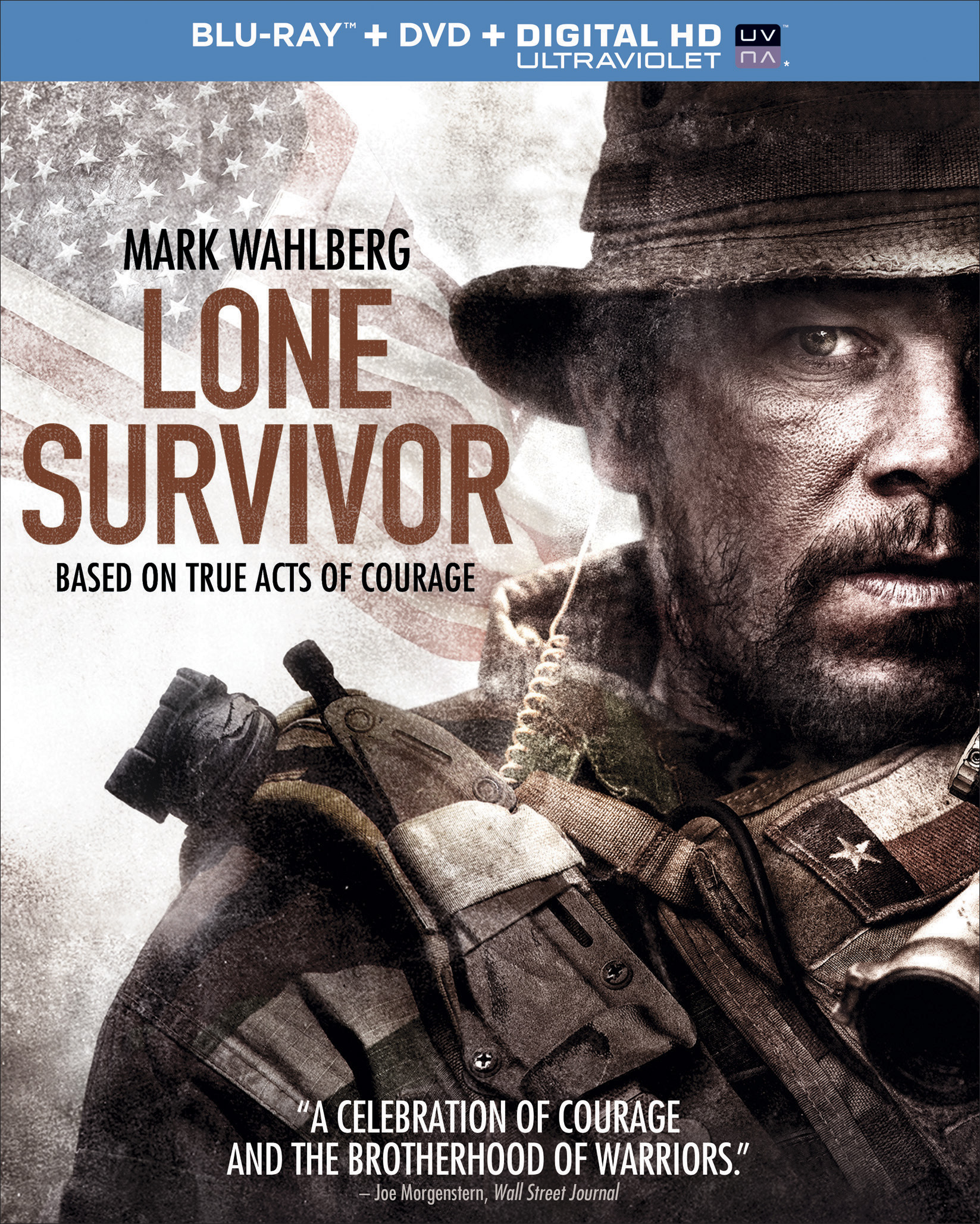 Lone Survivor Blu-ray Review