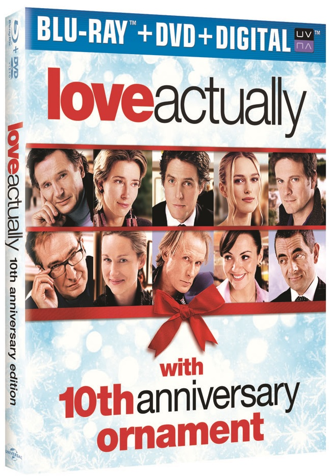 Love Actually Blu-ray Review