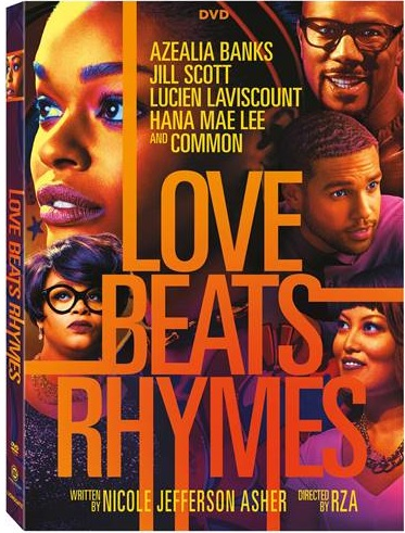LOVE BEATS RHYMES DVD