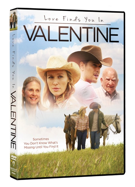 Love Finds You In Valentine DVD Review