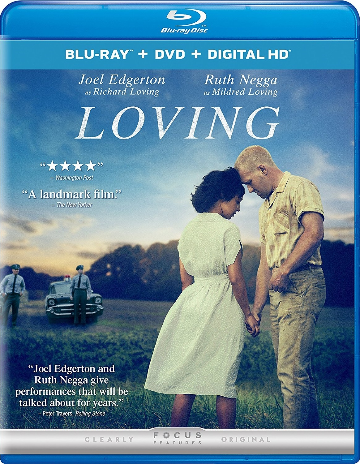 Loving Blu-ray Review