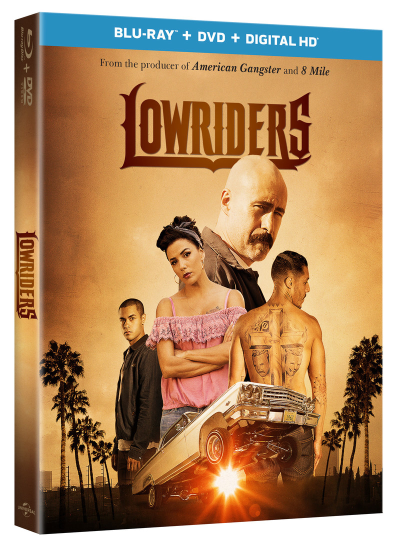 LOWRIDERS Blu-ray