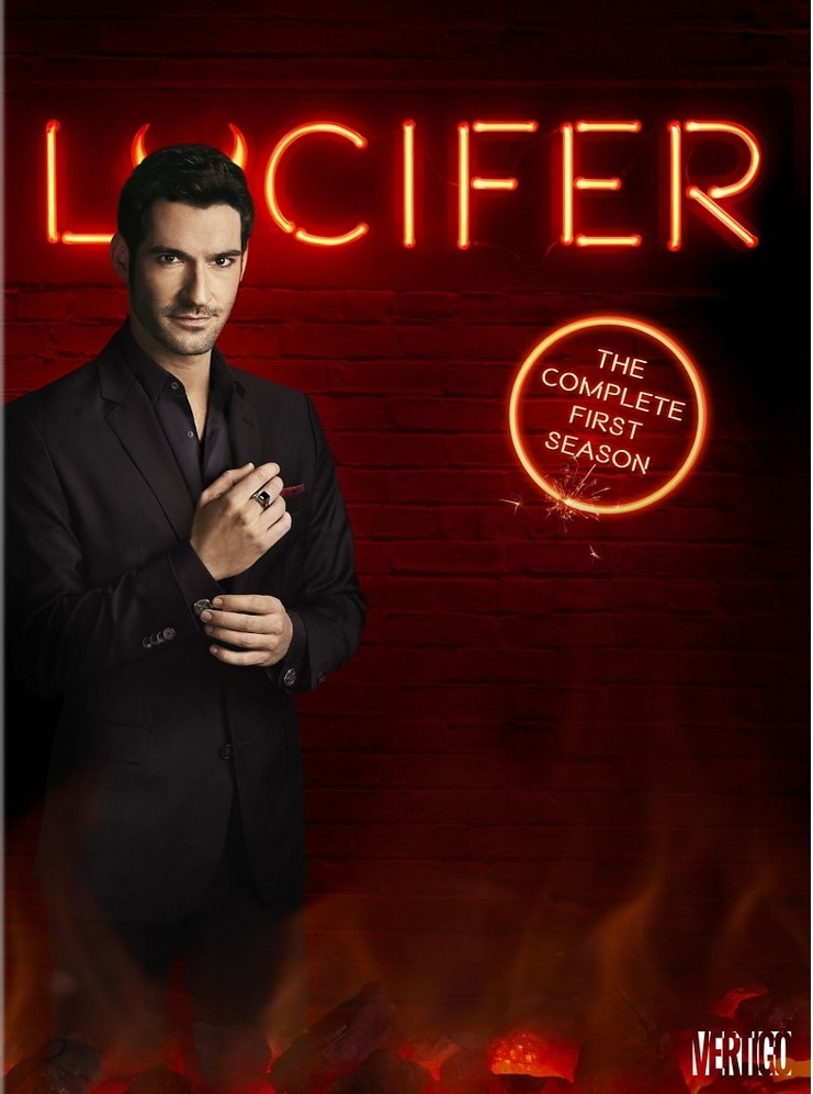 Lucifer Season One  Blu-ray Review
