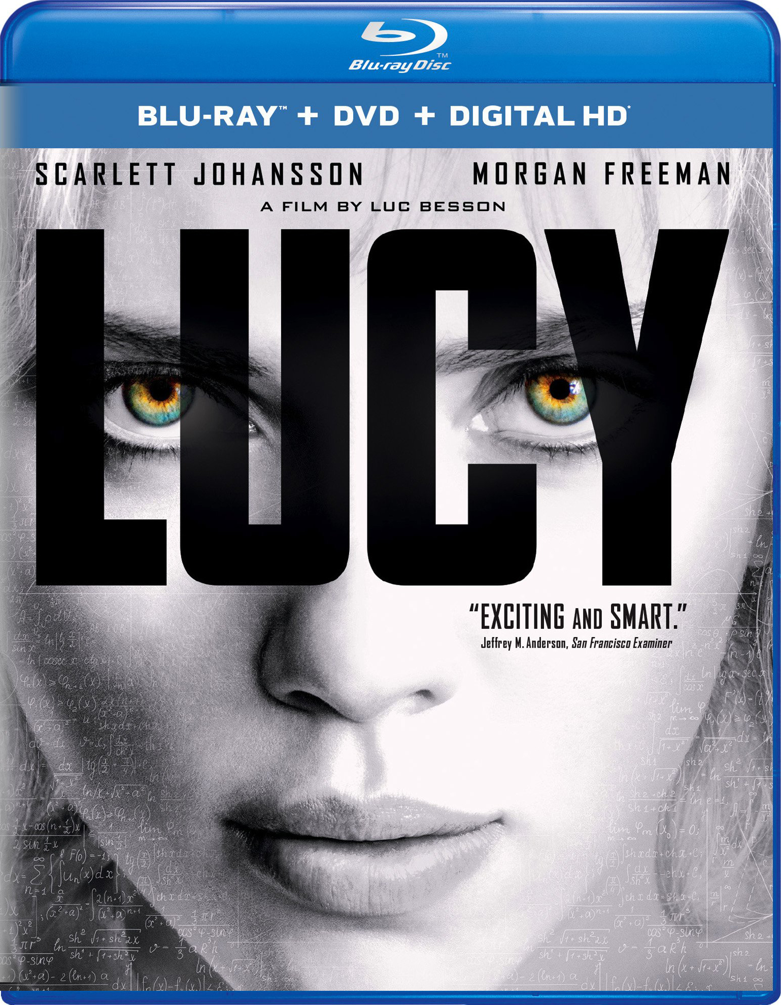 Lucy Blu-ray Review
