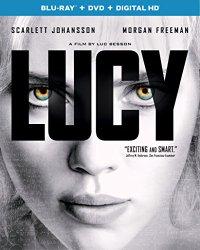 Lucy (Blu-ray + DVD + Digital HD)