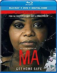 Ma (Blu-ray + DVD + Digital HD)