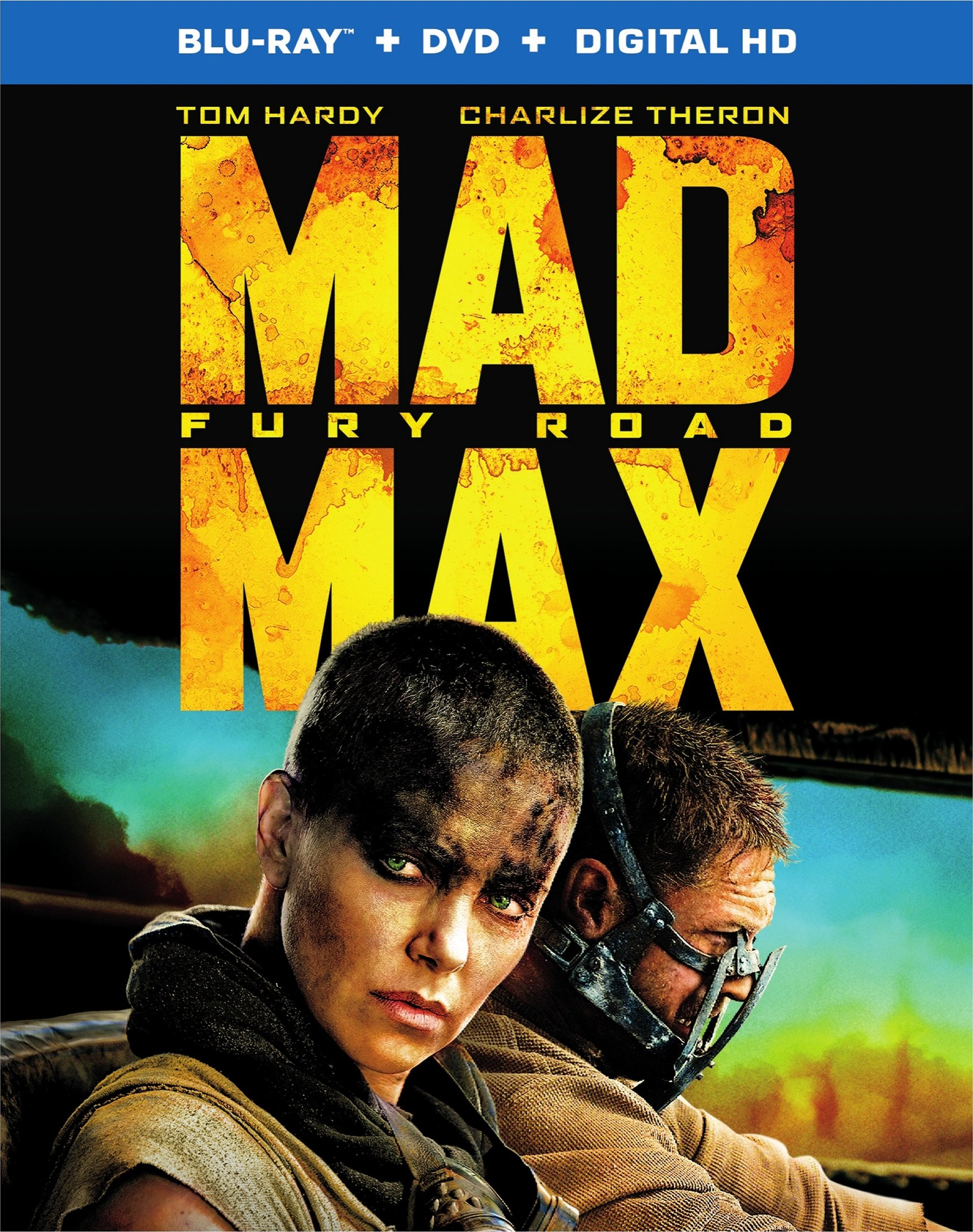 Mad Max Fury Road Blu-ray Review