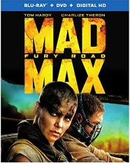 Mad Max Fury Road Blu-ray