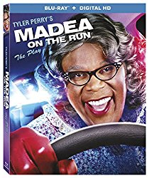 Madea on The Run Blu-ray Cover