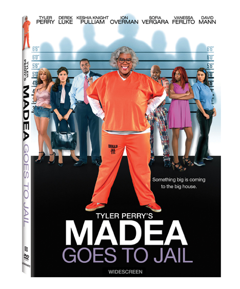 tyler perry madea goes to jail play. madea goes to jail dvd