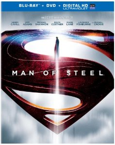 Man of Steel Blu-ray