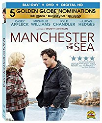 Manchester by The Sea (Blu-ray + DVD + Digital HD)