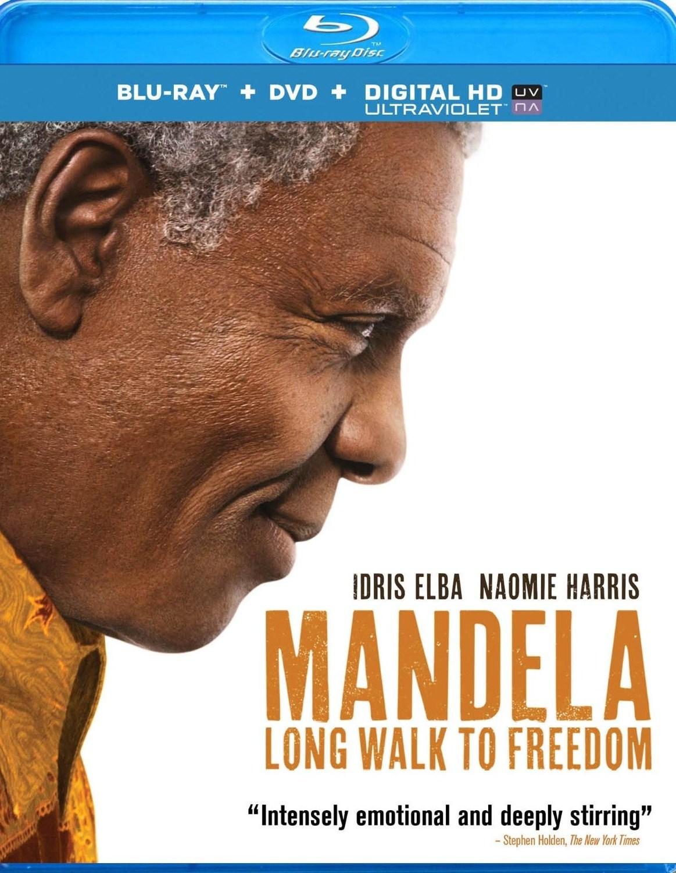 Mandela Long Walk to Freedom Blu-ray Review