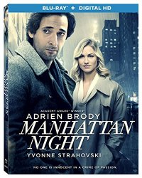 Manhattan Night Blu-ray