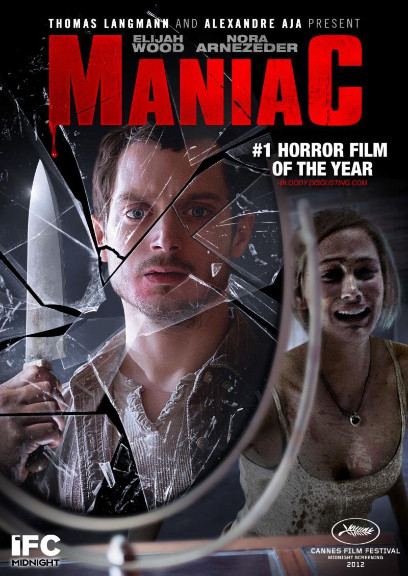 Maniac DVD Review