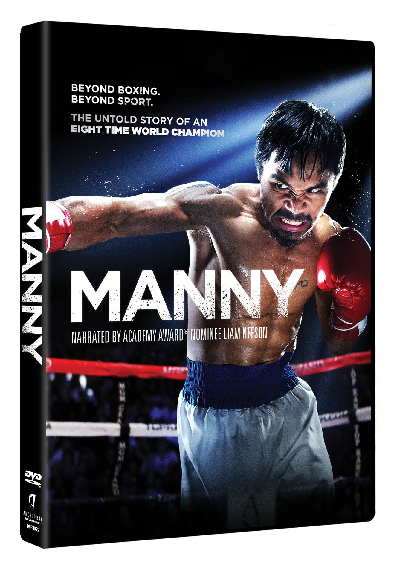 Manny DVD Review