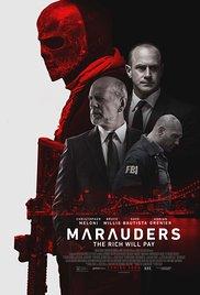 MARAUDERS (Blu-ray + DVD + Digital HD)
