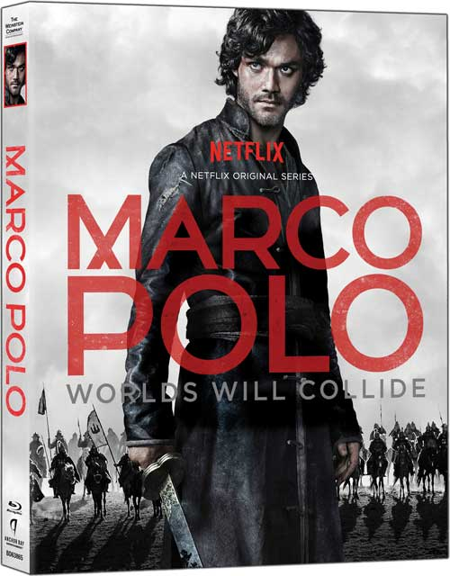 Marco Polo Season One Blu-ray Review