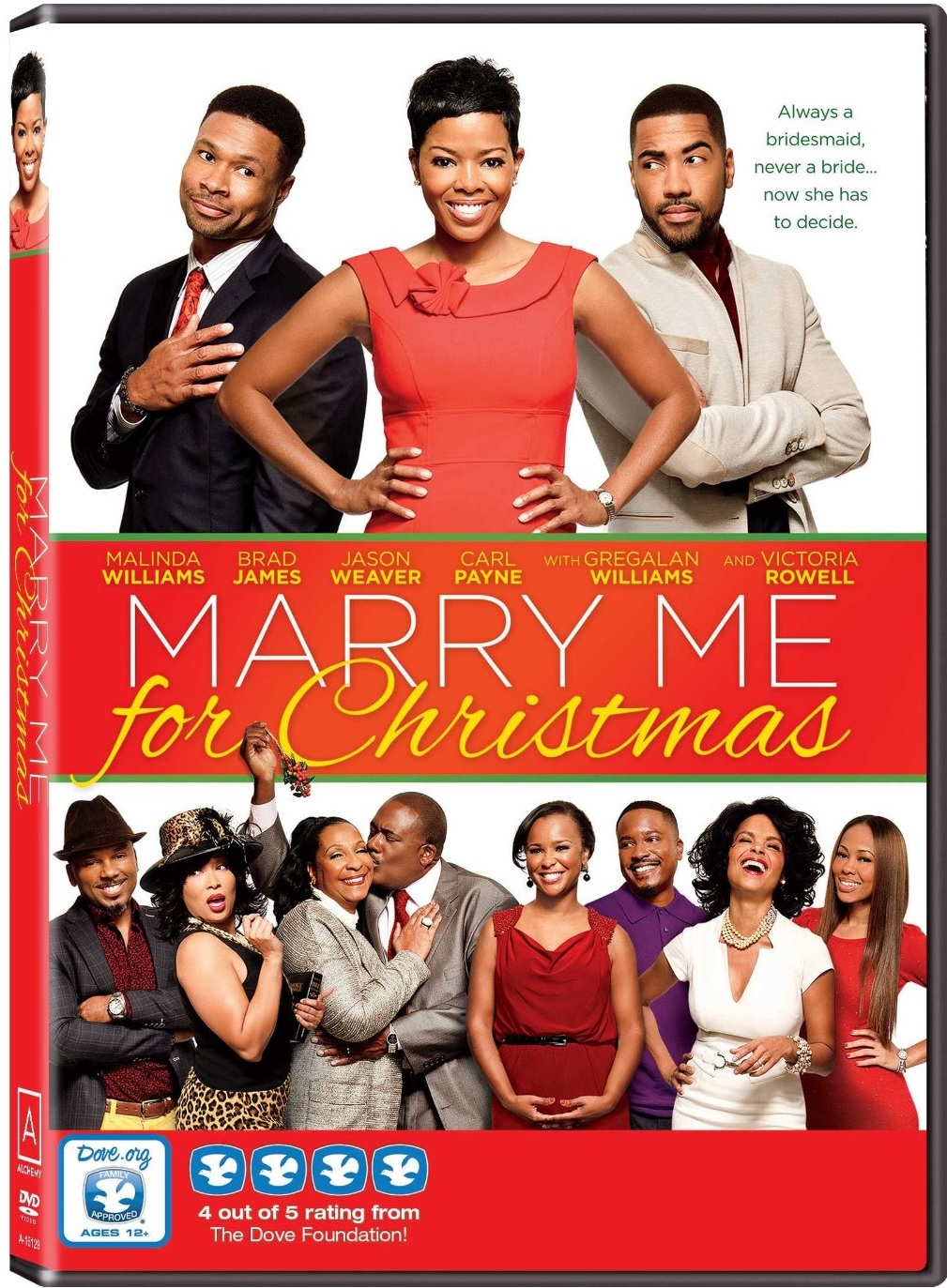 marry-me-for-christmas DVD Review