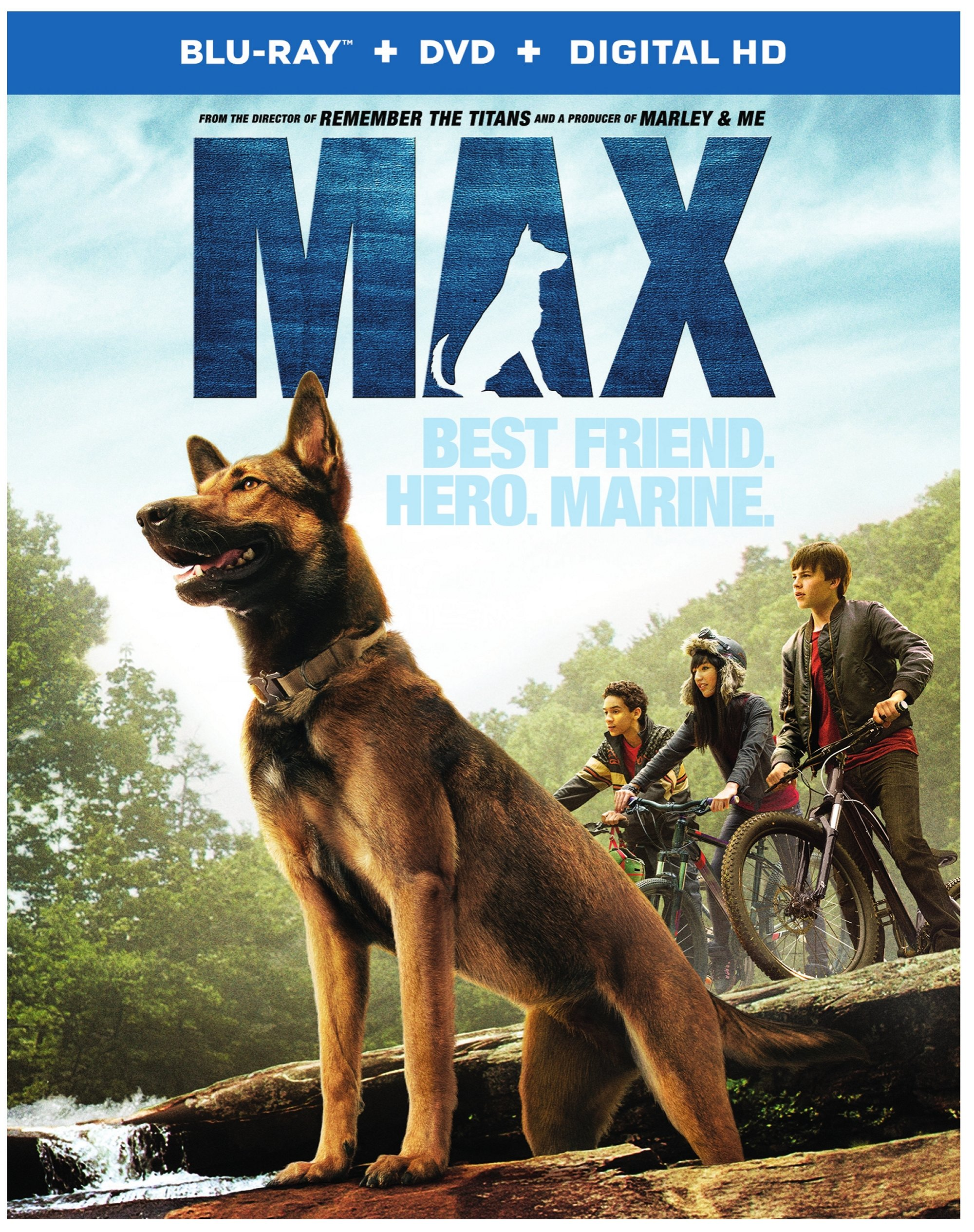 Max Blu-ray Review