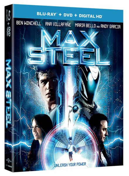 Max Steel Blu-ray Review